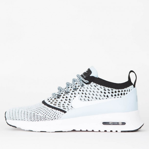 Nike Wmns Air Max Thea Ultra Flyknit Glacier Blue White