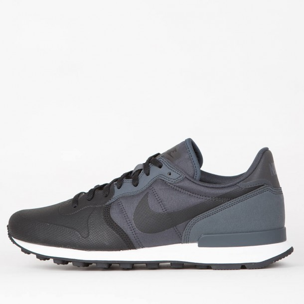 on sale 0cd2e 7a716 Nike Internationalist Premium SE - Black  Black - Anthracite - Anthracite  • stickabush.com
