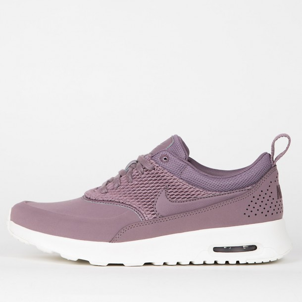 nike wmns air max thea premium leather grey