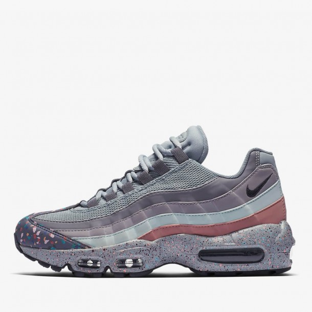 Nike Wmns Air Max 95 SE Light Pumice / Anthracite-01