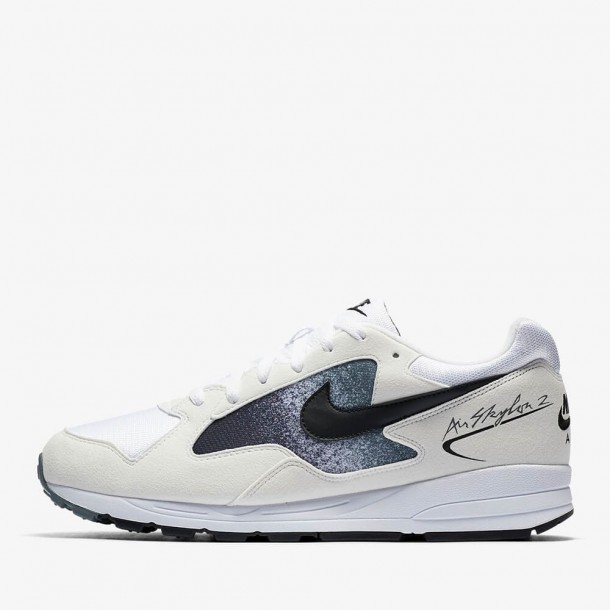 Nike Air Skylon II White / Black Cool Grey-01