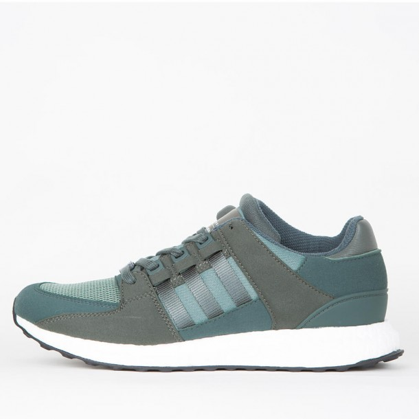 Adidas Equipment Support Ultra Trace Green / Utility Ivy / Utility Grey-01