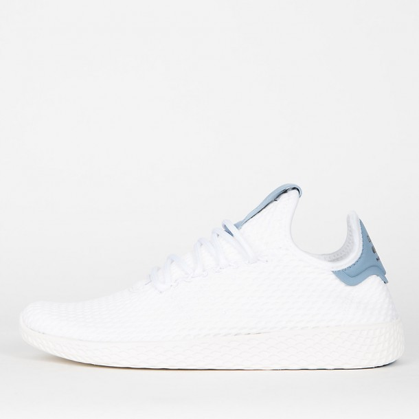 best website 135cc a7867 Adidas Pharrell Williams Tennis HU - Footwear White   Footwear White   Tactile  Blue • stickabush.com