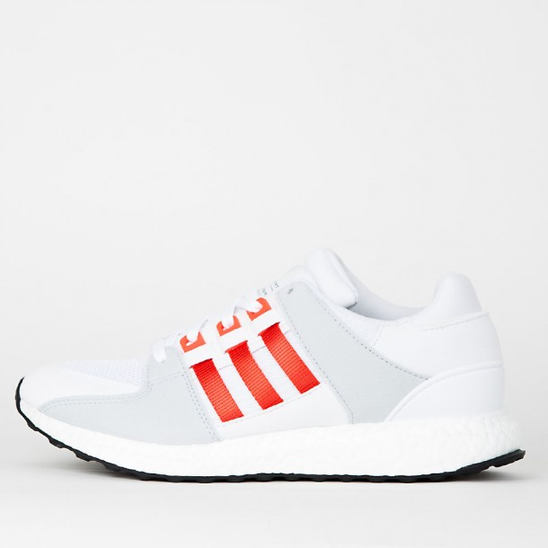 sports shoes b77c9 8004e Adidas Equipment Support Ultra Footwear White  Bold Orange  Clear Grey  S12-01