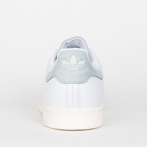 adidas STAN SMITH FTWR WHITEFTWR WHITETACTILE GREEN S17