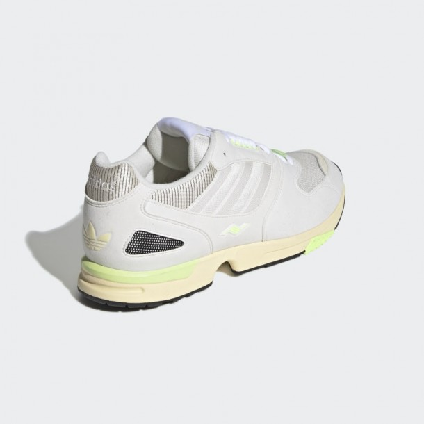 Adidas ZX 4000 Off White / Raw White / Chalk White-01