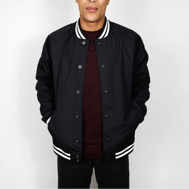 Carhartt WIP Atlanta Jacket Black-01