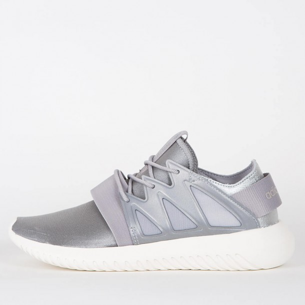 b4166a17aa42 Adidas Tubular Viral W - Metallic Silver - SLD   Clear Granite   Core White  • stickabush.com
