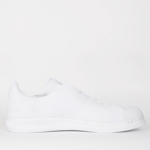 Adidas Superstar Bounce Primeknit Footwear White
