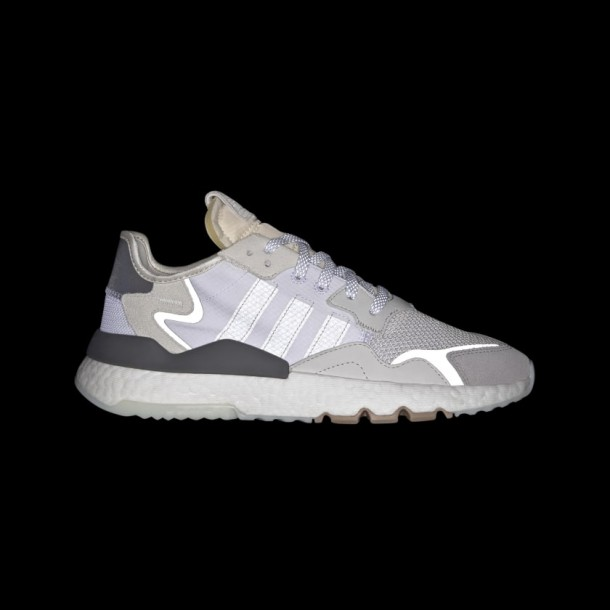 Adidas Nite Jogger Ftwr White / Crystal White / Core Black-01