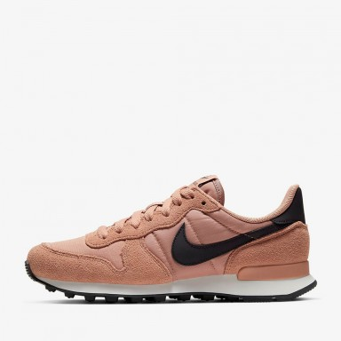the latest 7548d de004 Nike Wmns Internationalist - Rose Gold   Oil Grey - Summit White