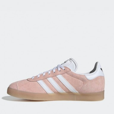 f3c3bf89c Adidas Gazelle W - Clear Orange   Ftwr White   Ecru Tint