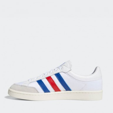 newest collection 119b3 09f07 Adidas Americana Low - Ftwr White   Collegiate Royal   Scarlet