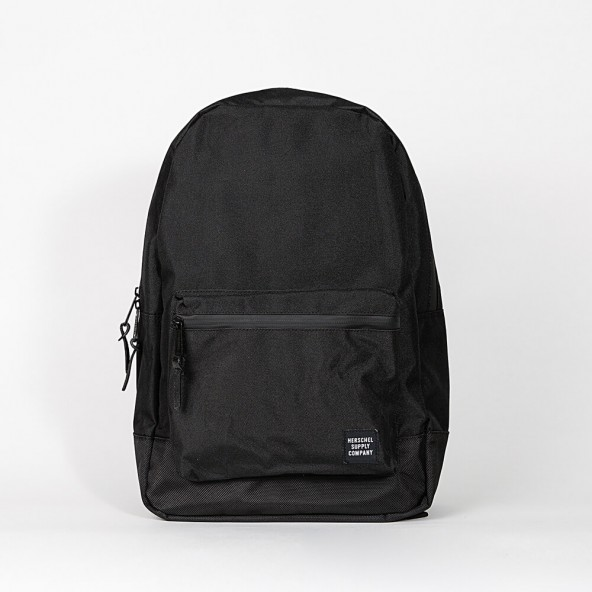 Herschel Supply Co. Settlement Backpack Black / Black Ballistic-01