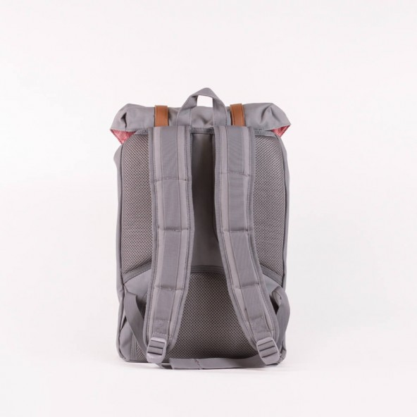 Herschel Supply Co. Little America Backpack Mid-Volume Grey-01
