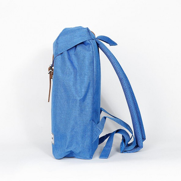 Herschel Supply Co. Post Backpack Cobalt Crosshatch-01