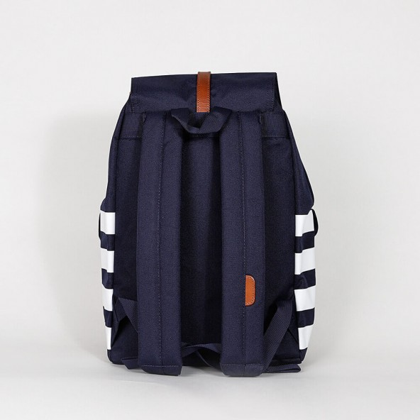 Herschel Supply Co. Dawson Backpack Peacoat Offset-01