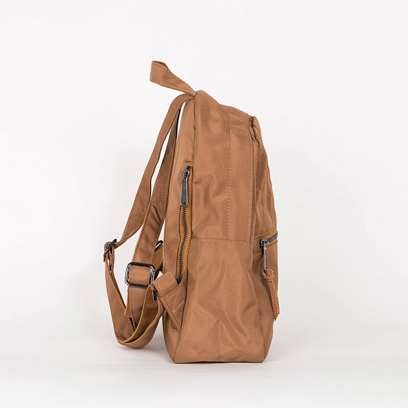 Herschel Supply Co. Town Womens Backpack Caramel Quilted-01