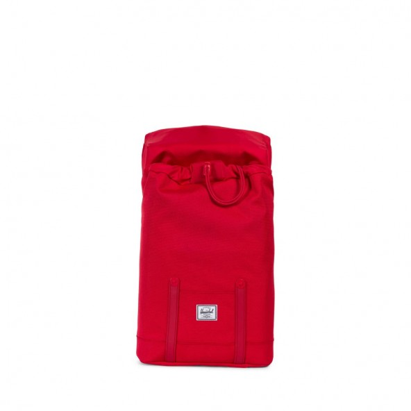 Herschel Supply Co. Retreat Youth Backpack Red / Reflective-01