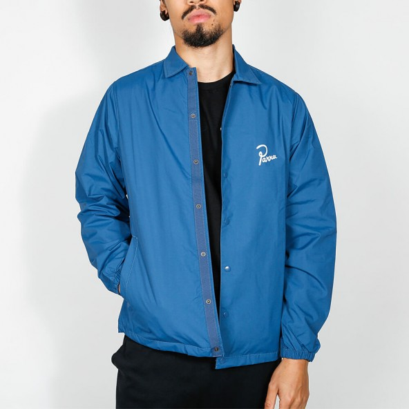 By Parra Coach Jacket Hiding Mallard Green-01