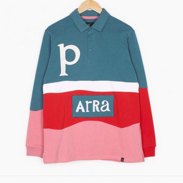 By Parra Meadows Rugby Shirt Multi-01