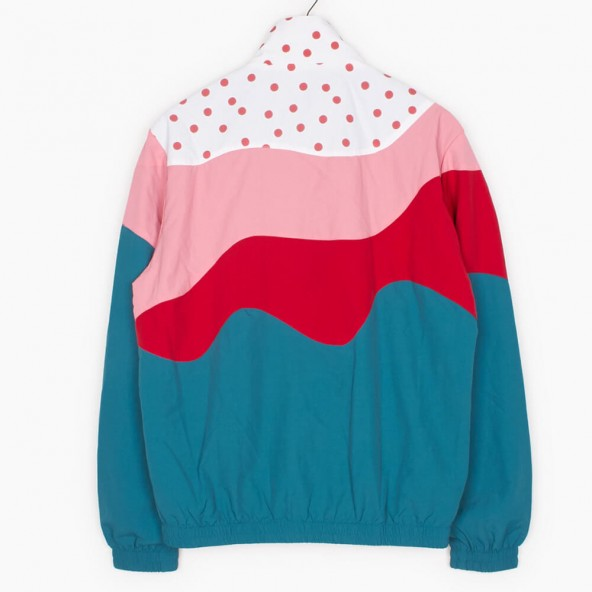 By Parra The Hills Track Top Multi-01