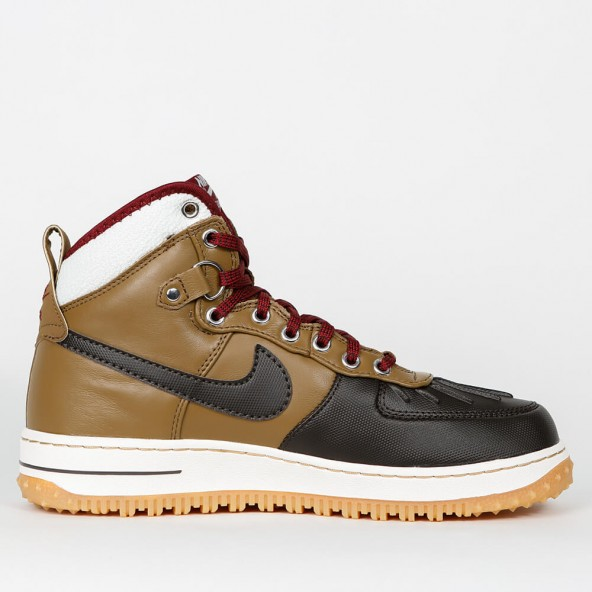 3fea7b17a59c ... czech nike air force 1 duckboot velvet brown 444745 301 stickabush  474f6 5d4ae