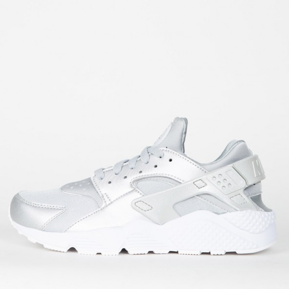 the best attitude 9d911 25675 ... best nike air huarache run premium metallic silver metallic silver  u2022 stickabush e1d8d de321