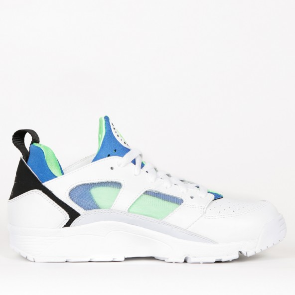 separation shoes 8d62a 722f9 ... coupon for nike air trainer huarache low white scream green royal blue  u2022 stickabush af90d 74974