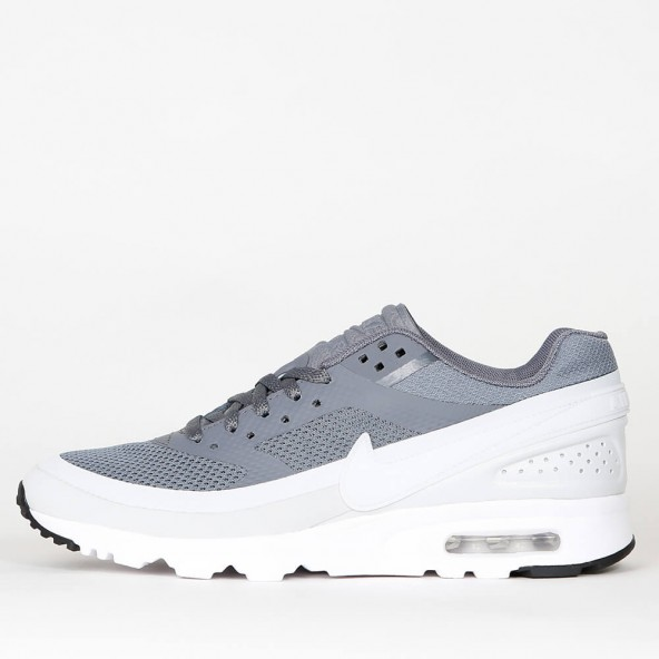 Nike Womens Air Max BW Ultra - Cool Grey / Pure Platinum / White - 819638  002 - stickabush.com