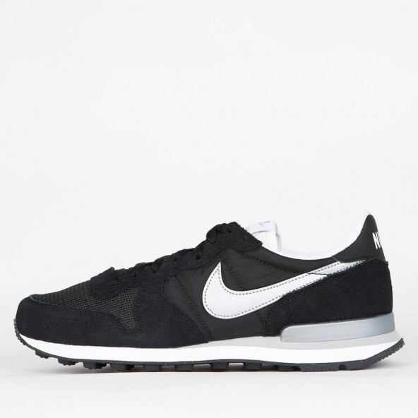 size 40 3129b 1a289 ... official nike internationalist black metallic silver white flt silver  u2022 stickabush 2693e 03b7f ...