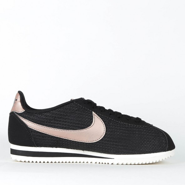 523a96b59eb Nike Wmns Classic Cortez Leather Lux Black   Metallic Red Bronze Sail-01