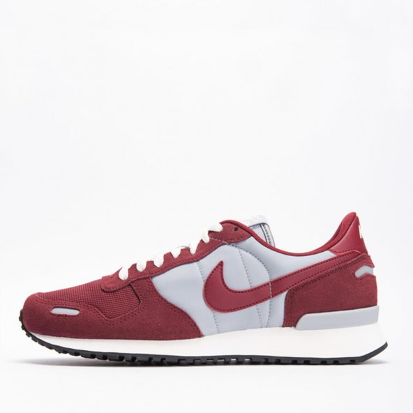 Nike Air Vortex Wolf Grey / Team Red Sail Black-01