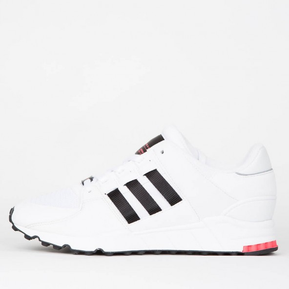 Adidas EQT Support Refine Vintage White / Core Black-Footwear White