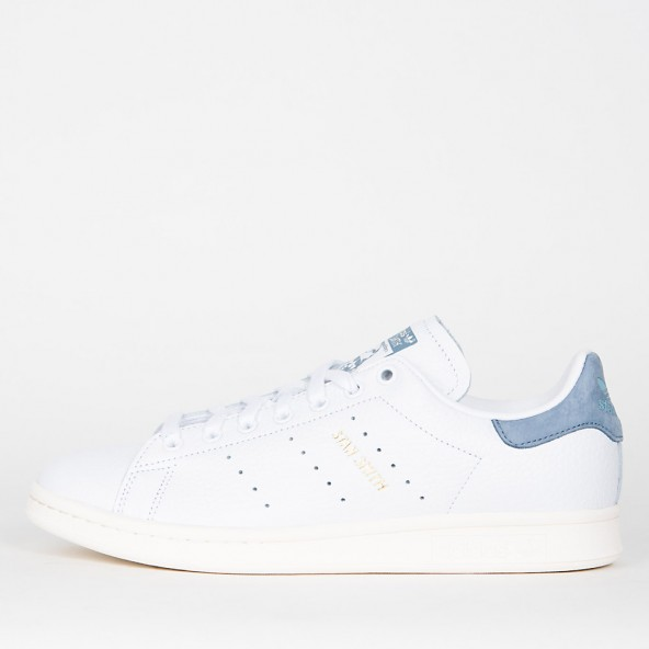 adidas stan smith blue fur