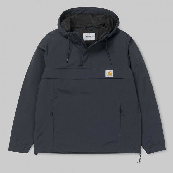 excellent quality classic style official supplier Carhartt WIP Nimbus Pullover (Summer) - Dark Navy ...