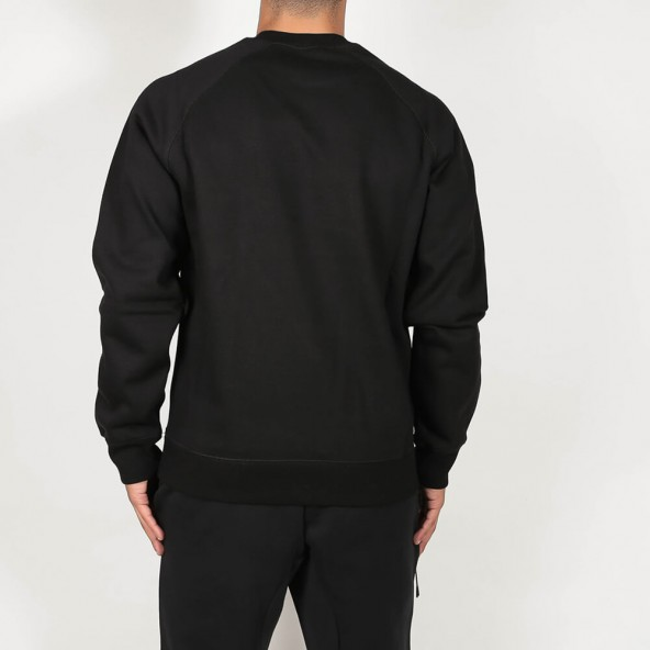 Carhartt WIP Chase Sweat Black / Gold-01