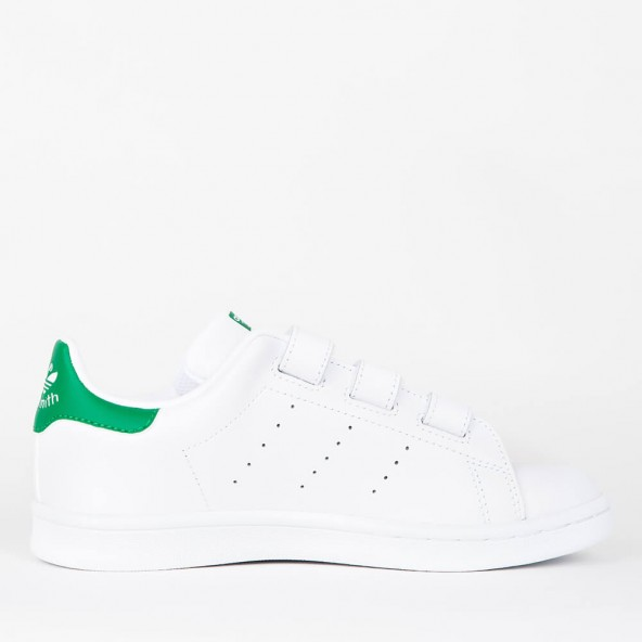 0c3e89cca973 Stan Smith Cf Sneakers In White Green - Best Sneakers 2018