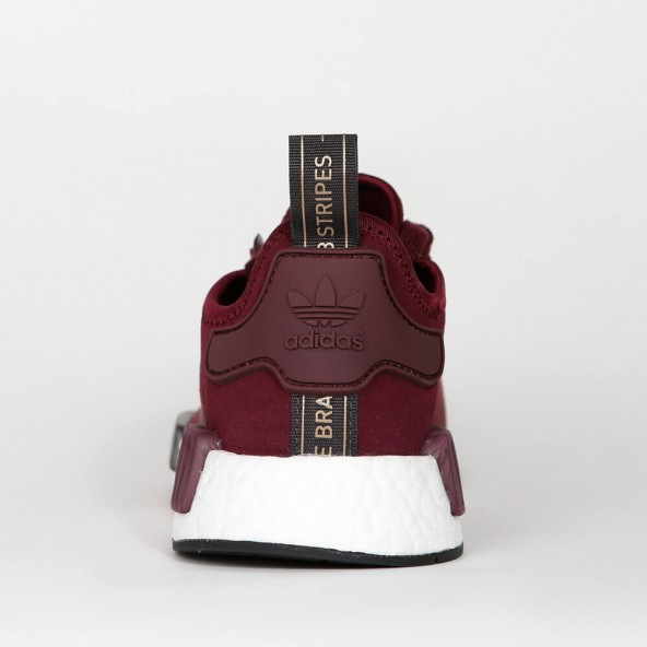 official store womens adidas nmd burgundy copper ee836 76d54