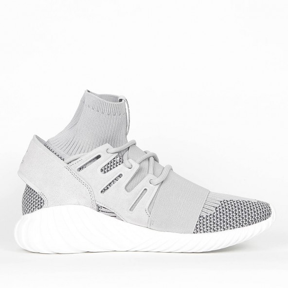 Grey Tubular Doom Sock $50 to $100 adidas US