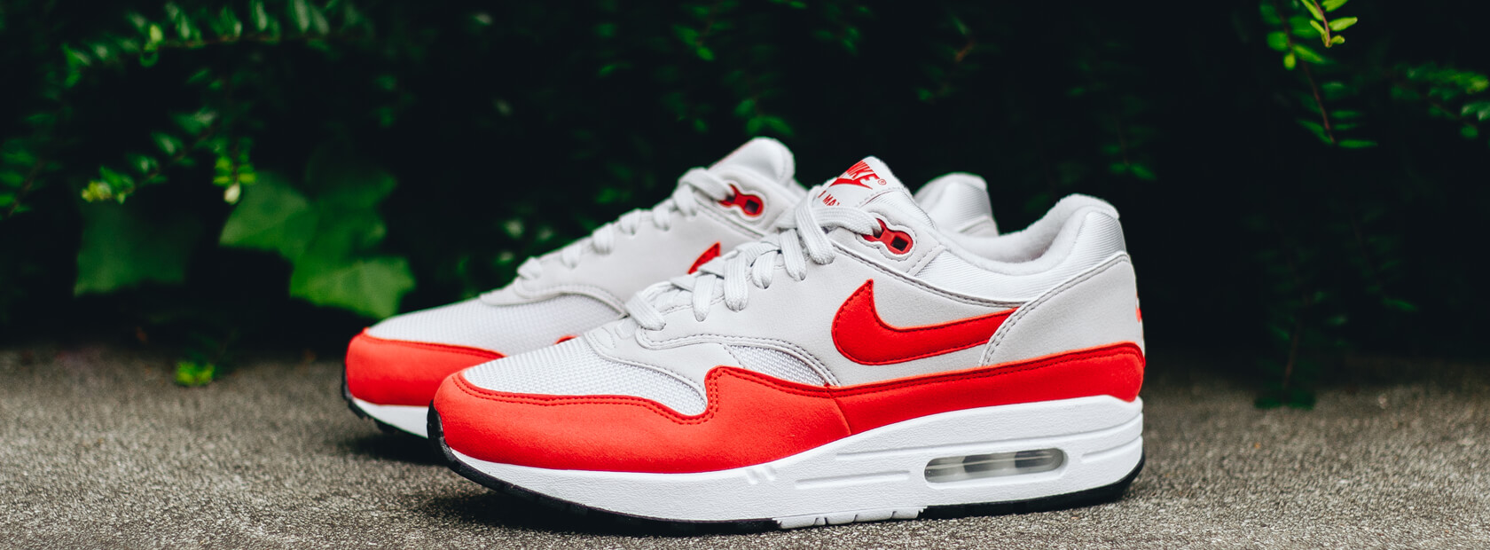 Nike Wmns Air Max 1 - Habanero Red