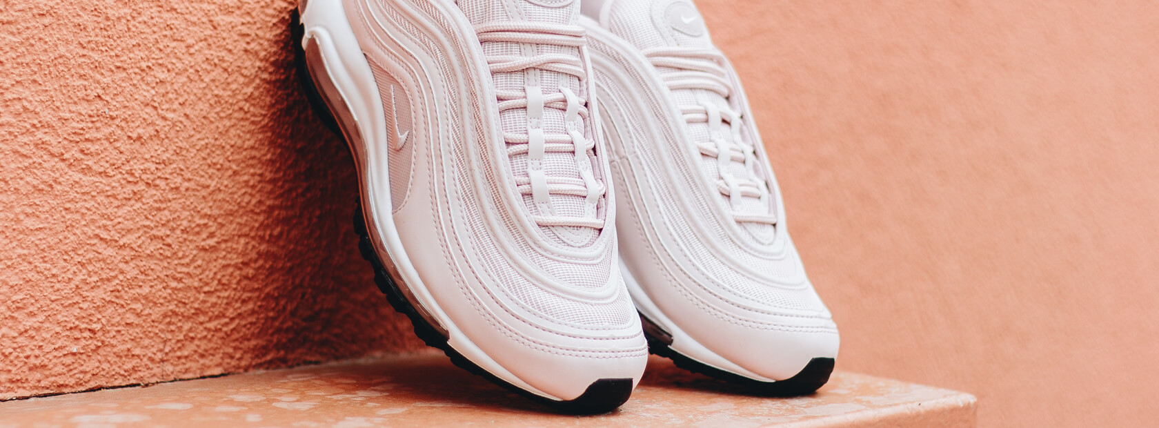 Nike Wmns Air Max 97 - Barely Rose