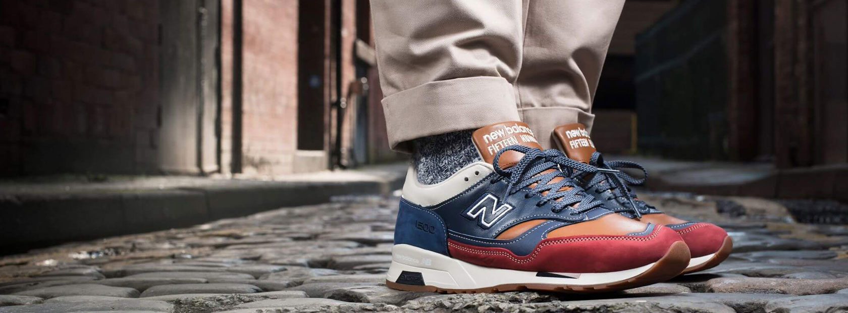 New Balance M1500 Modern Gentleman Pack