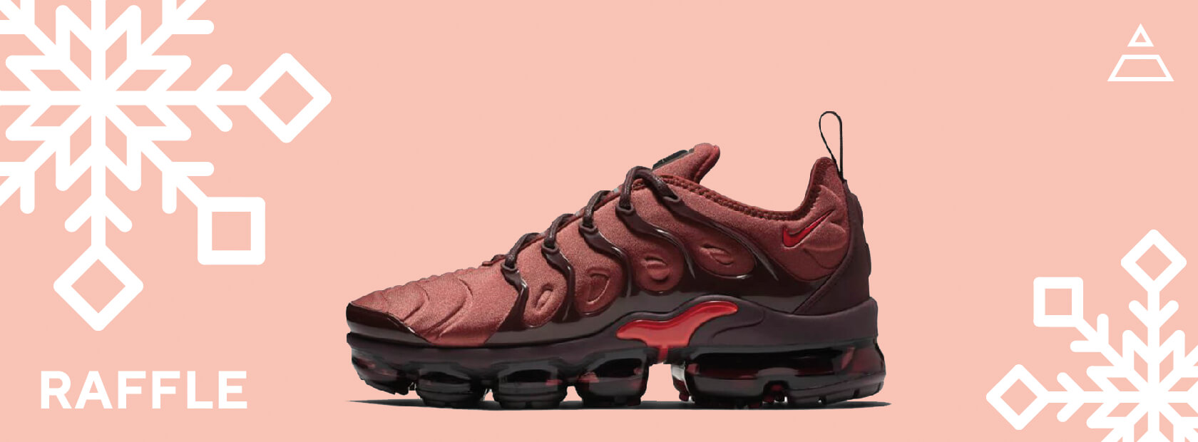 It`s Raffle time again! This time you can win a Nike Wmns Air Vapormax Plus!