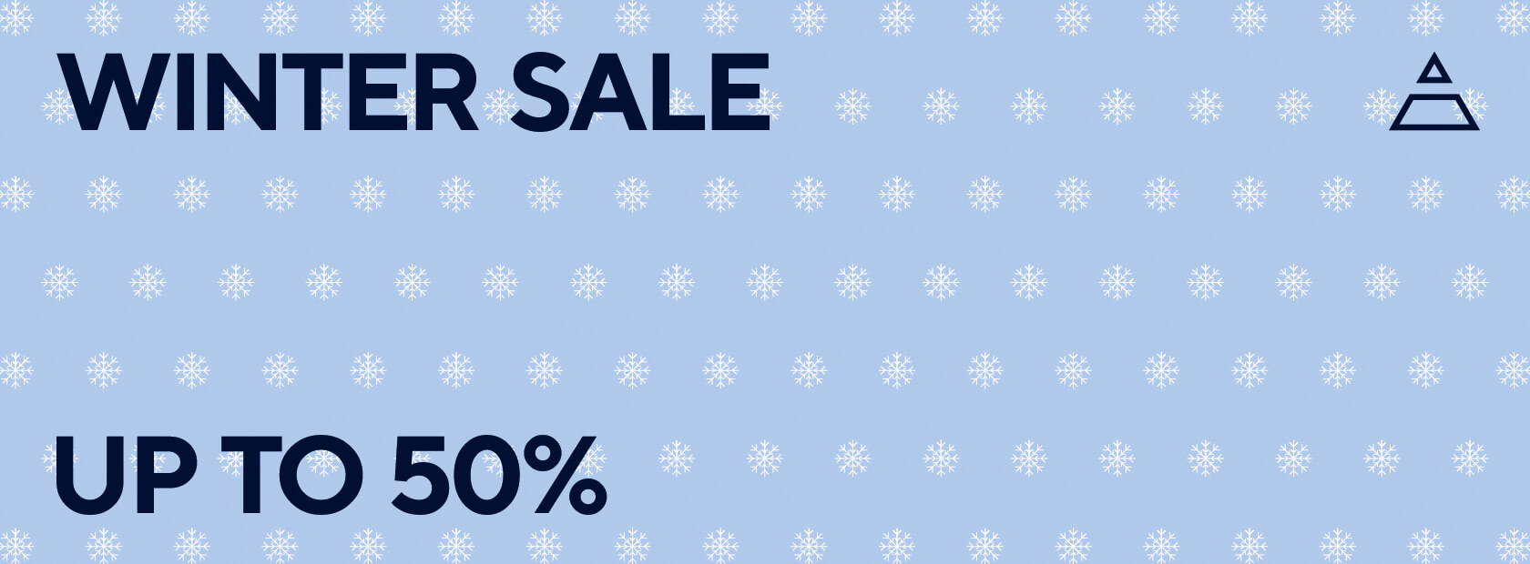 Winter Sale - Up to 50%
