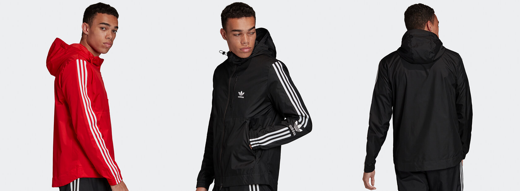Adidas Lock Up Windbreaker Jacket