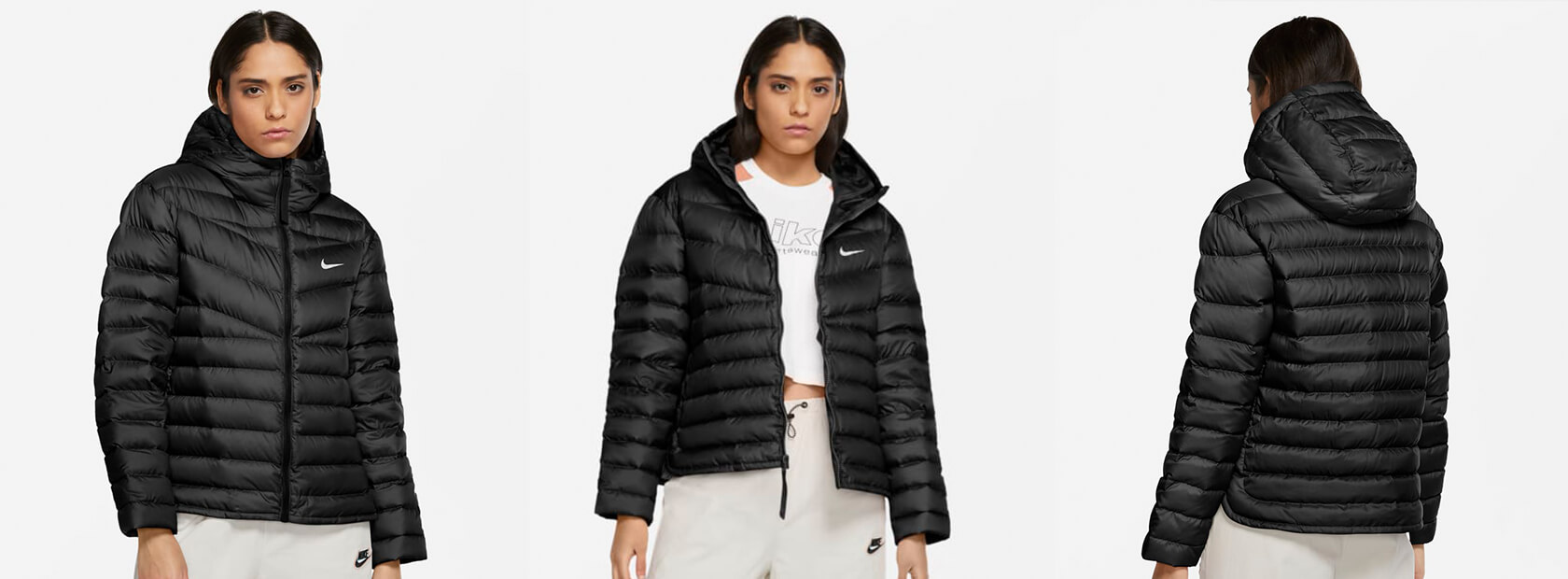 Nike Wmns Down-Fill Windrunner Jacket