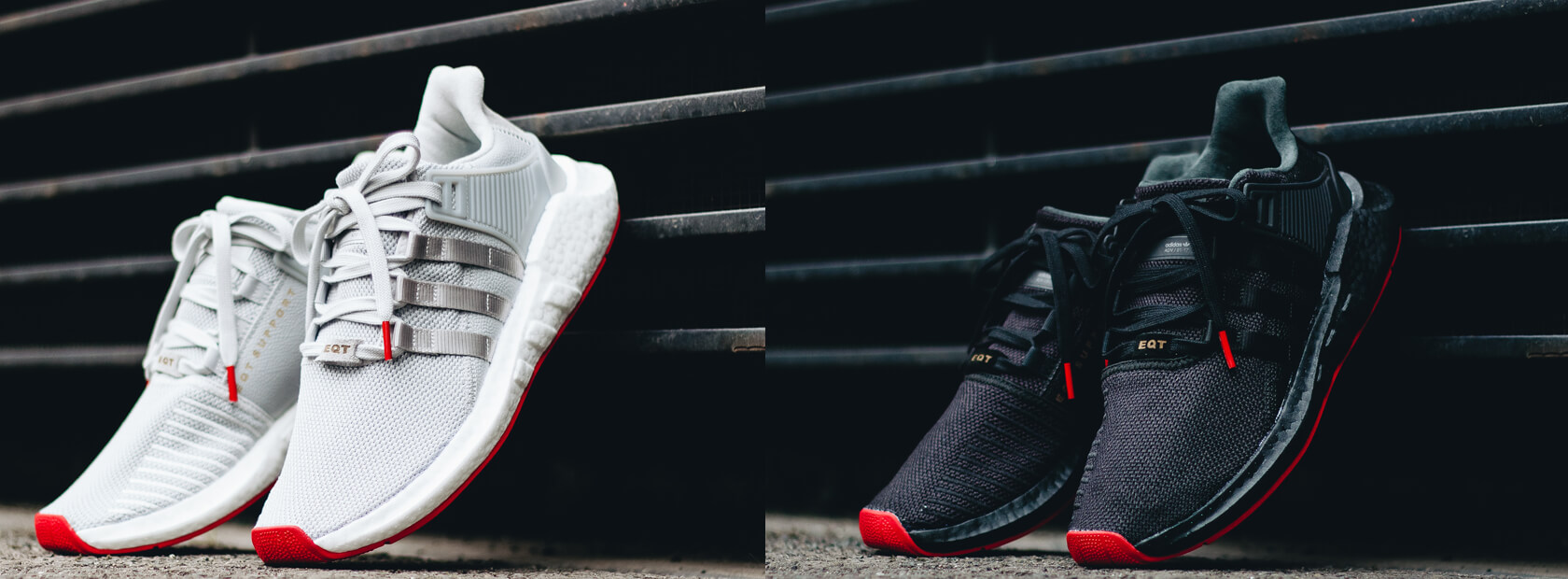 "Adidas EQT Support 93/17 ""Red Carpet Pack"""