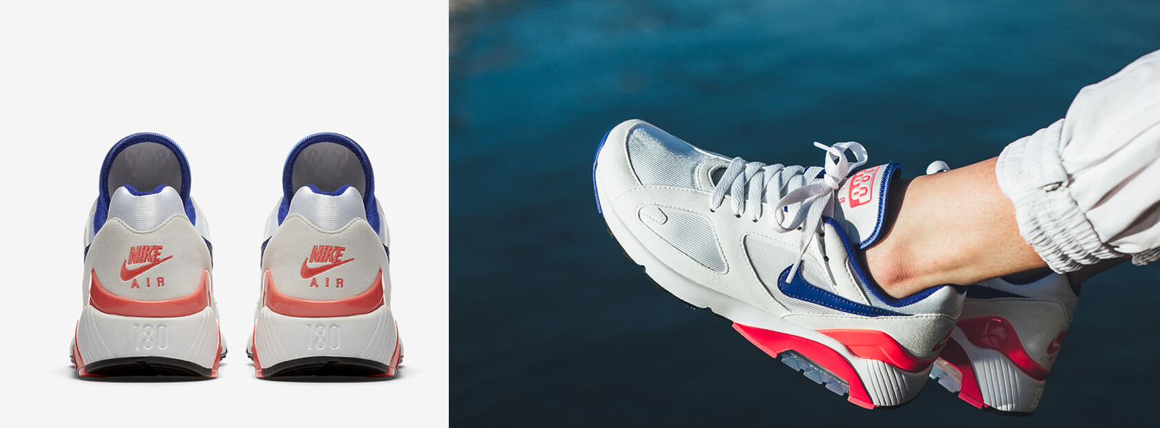 Nike Air Max 180 - Ultramarine