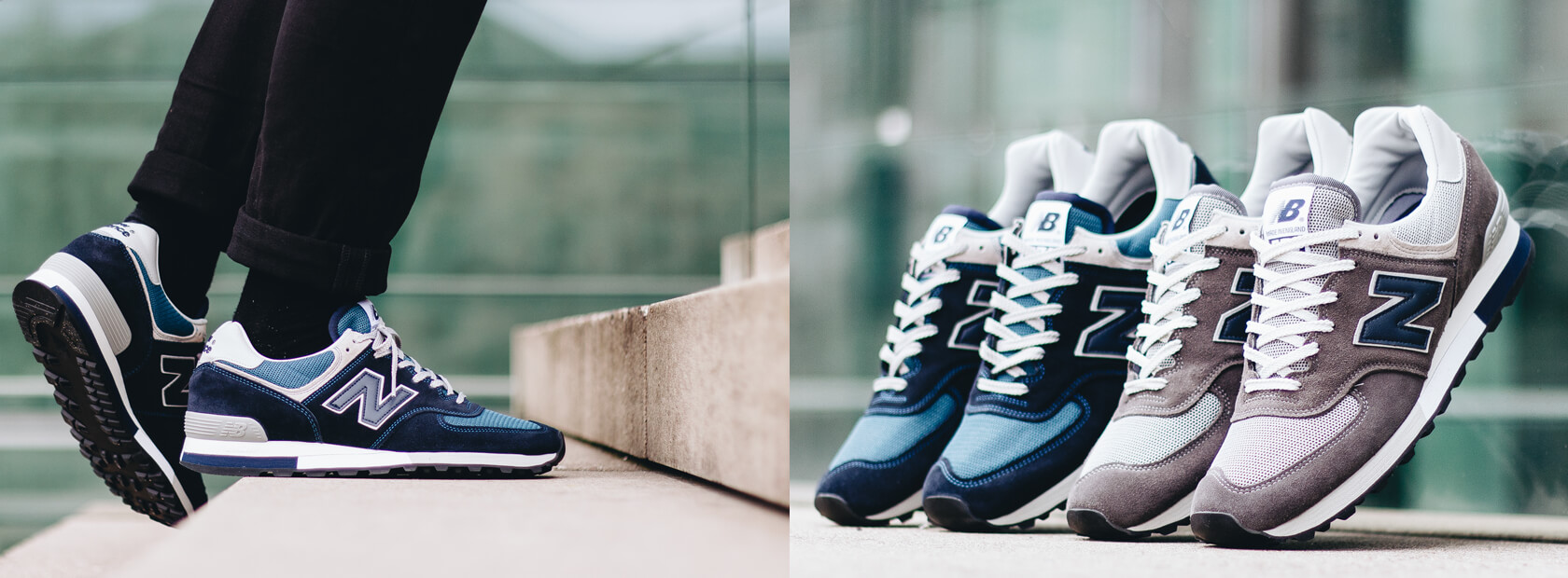 New Balance M576 - Made in England